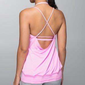 🍋SOLD🍋Lululemon NWT Flow And Go Tank